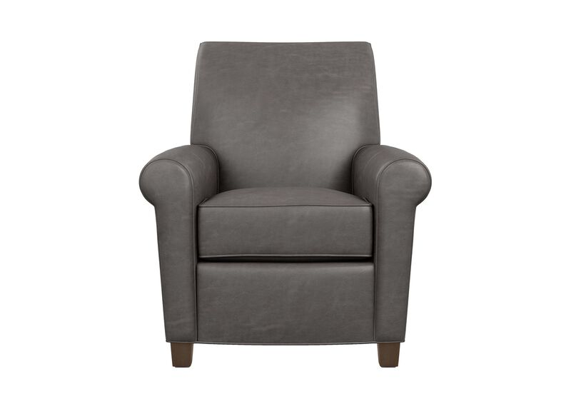 Bentley Leather Chair ,  , large_gray