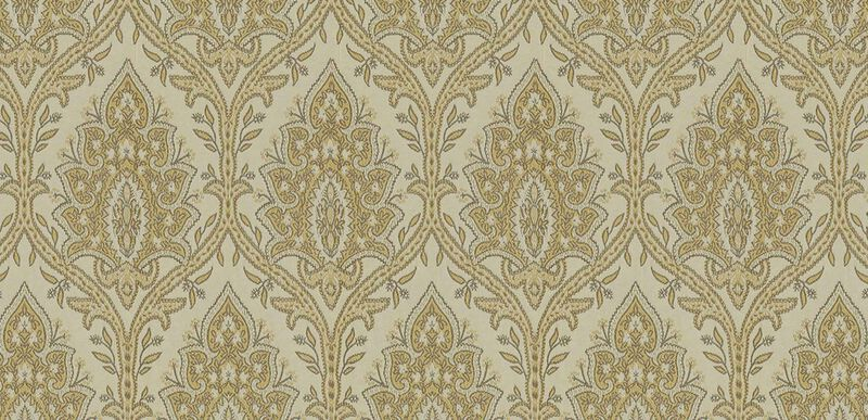 Brielle Gravel Fabric By the Yard
