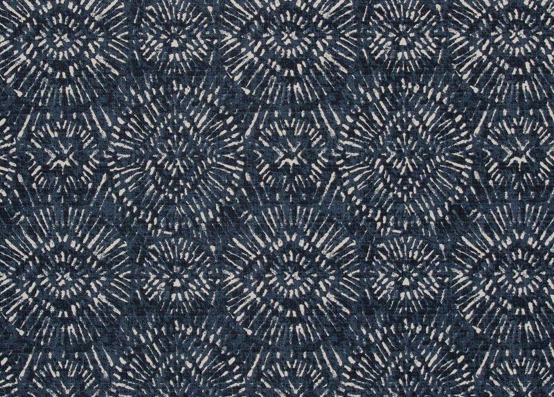 Ravello Navy Fabric