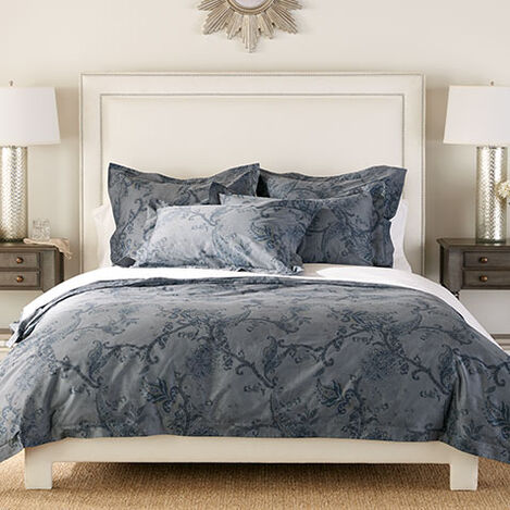 Stockbury Paisley Duvet Cover and Shams ,  , large