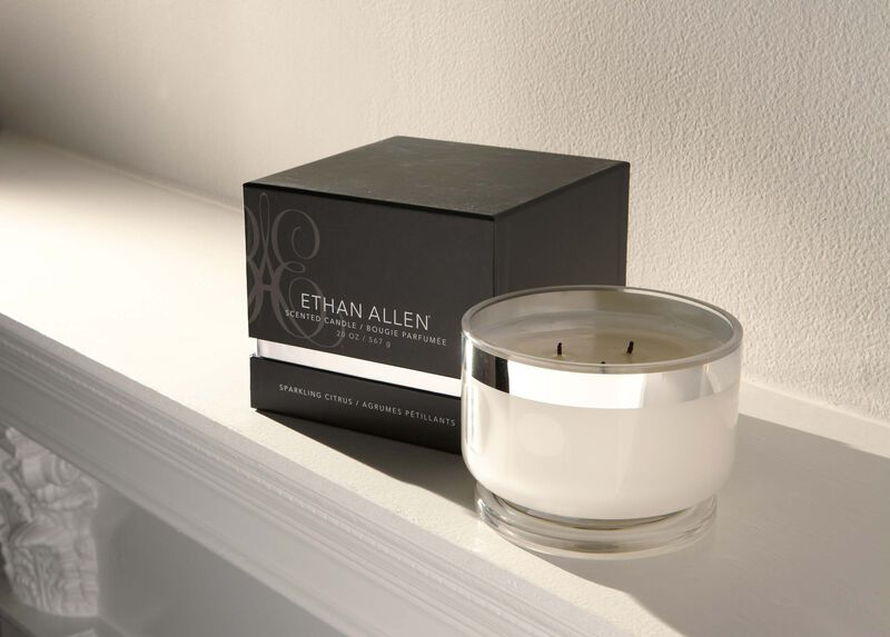 Sparkling Citrus Large Candle ,  , large_gray