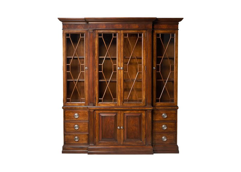 Wooster China Cabinet