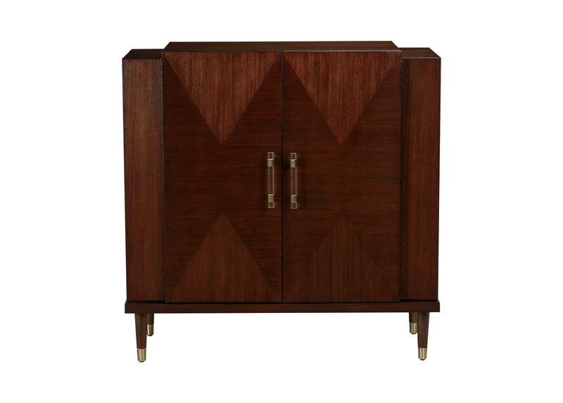 Armour Bar Cabinet