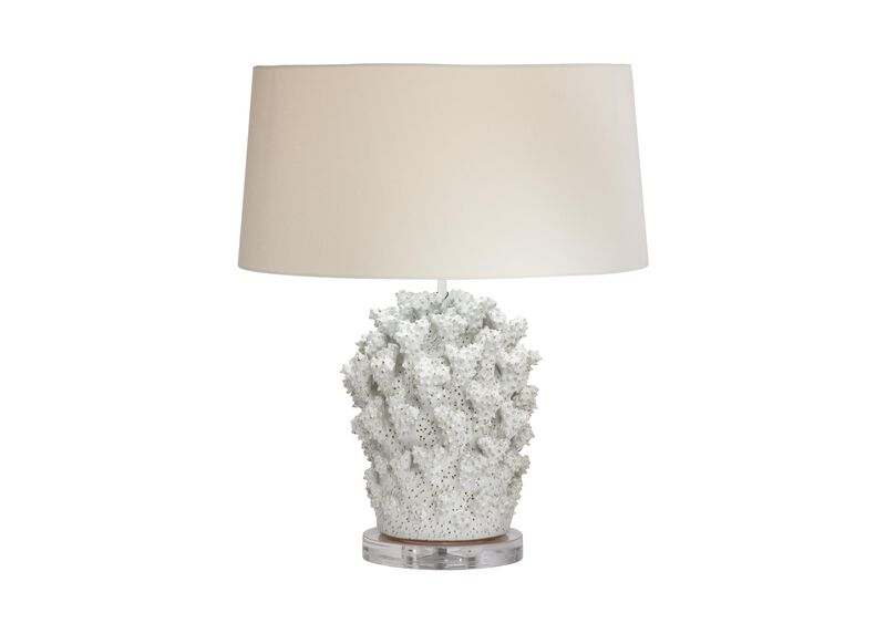 Staghorn Coral Table Lamp ,  , large_gray