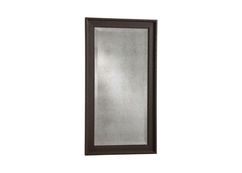 Aged Garden Mirror ,  , large_gray