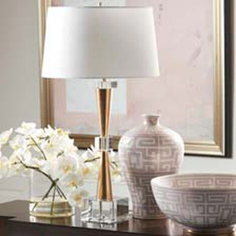 Shop Table Lamps Lighting Collections Ethan Allen