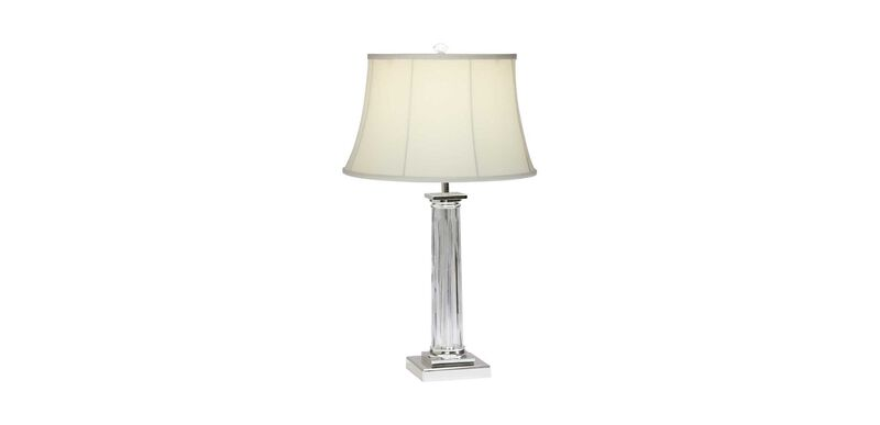 Delancey Crystal Table Lamp