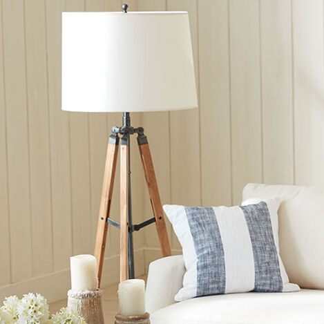 Surveyor's Bronze Floor Lamp Product Tile Hover Image 092552