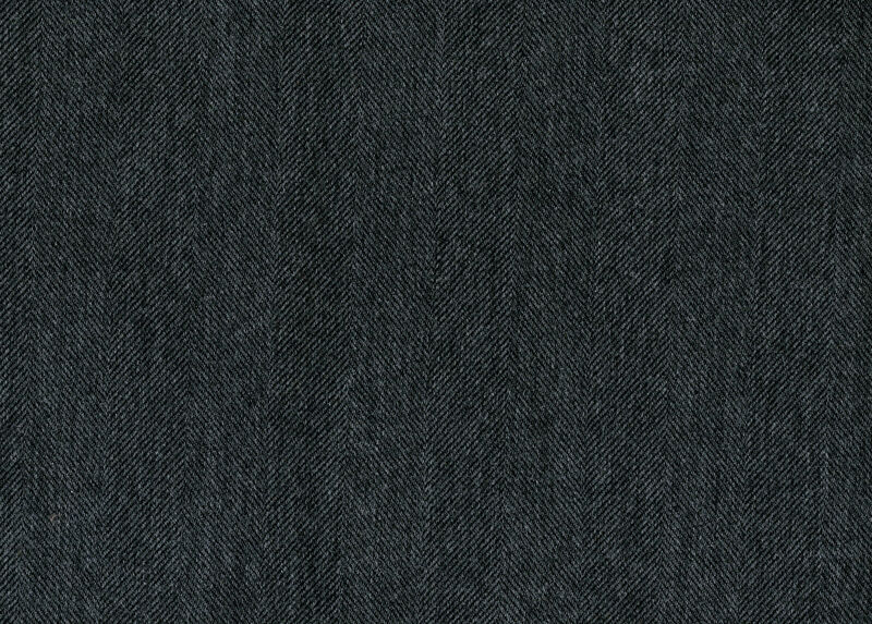 Boone Charcoal Fabric by the Yard