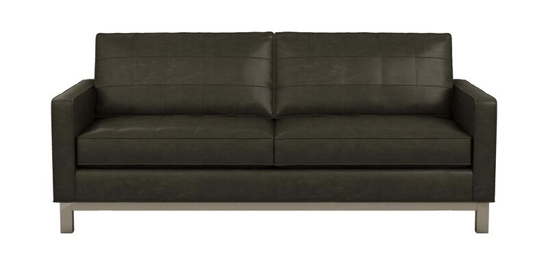 Melrose Leather Sofa