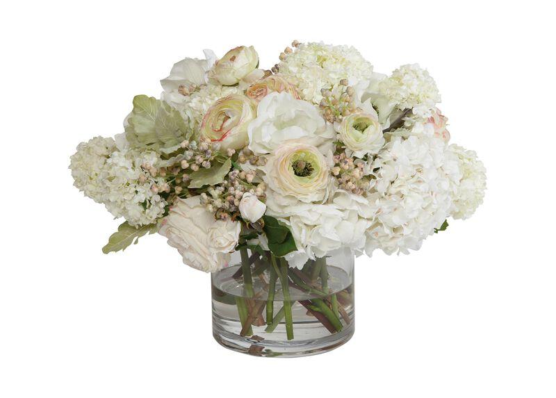 Assorted White Watergarden