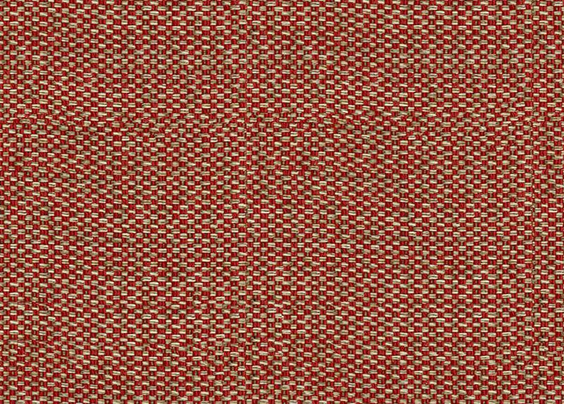 Barrett Red Fabric