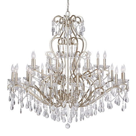 Whitney Champagne Grand Chandelier Product Tile Image 093642