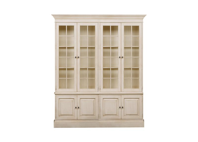 Villa Double Library Bookcase at Ethan Allen in Ormond Beach, FL | Tuggl