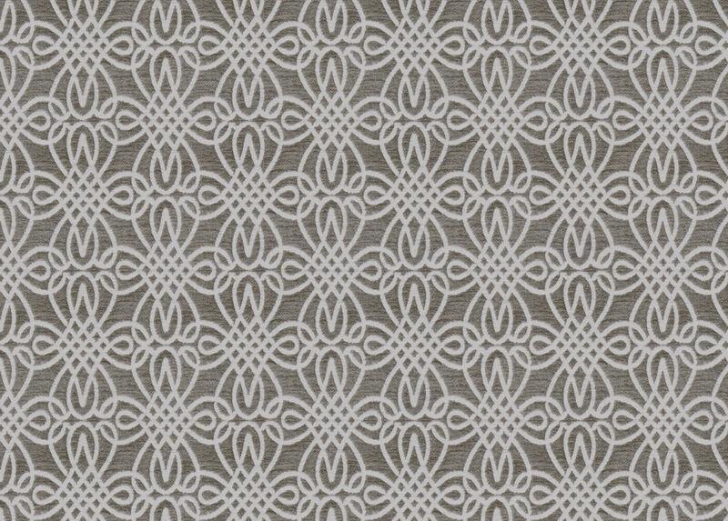 Aliana Gray Fabric by the Yard