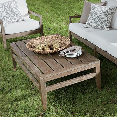 Bridgewater Cove Teak Coffee Table Product Tile Hover Image 404100   790