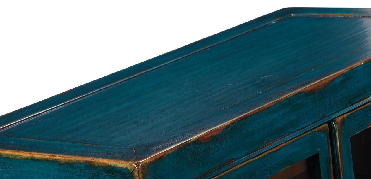 Pair Ethan Allen Maple Glass Door Cabinets F47262ec63ec Storage Organization Home Living Vadel Com
