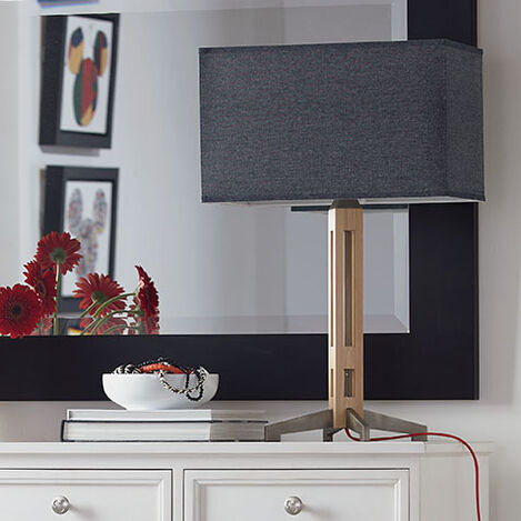 Conductor Table Lamp Product Tile Hover Image 096014   NAT