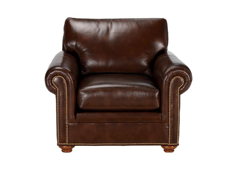 Conor Leather Chair ,  , large_gray