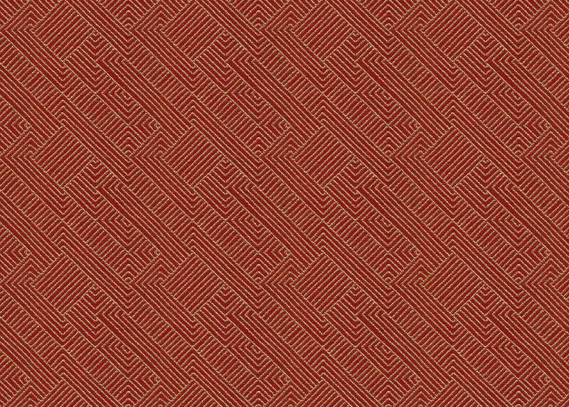Hadi Red Fabric