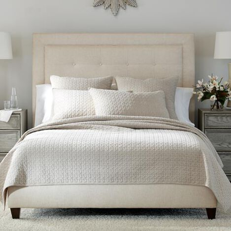 Salena Velvet Coverlet and Sham, Taupe Product Tile Image SalenaVelvetTaupe