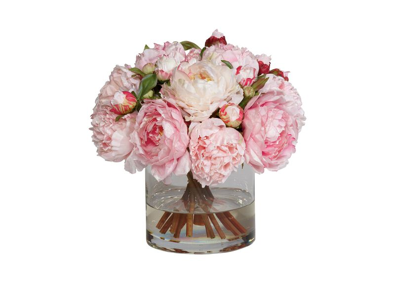Small Pink Peony Watergarden