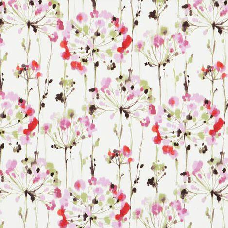 Dandelion Pink Fabric ,  , large