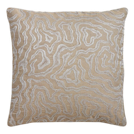 Woven Labyrinth Metallic Pillow Product Tile Image 065628