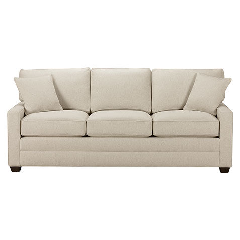 Charmant Bennett Track Arm Sofa, Quick Ship , , Large ...