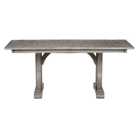 Corin Trestle Extension Dining Table , , Large