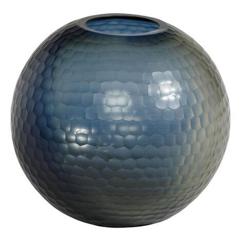 Small Brayton Indigo Vase ,  , large