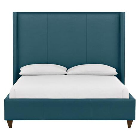 Colton Leather Storage Bed with Tall Headboard Product Tile Image 72232G3
