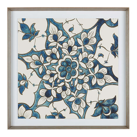 Blue Blossoms II Product Tile Image 072124B