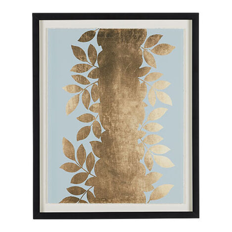 Gold Leaves I Product Tile Image 072118A