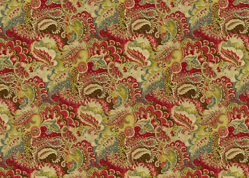Jasmin Red Fabric ,  , large_gray