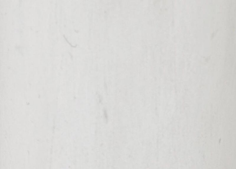 Milk White (635) Finish Sample