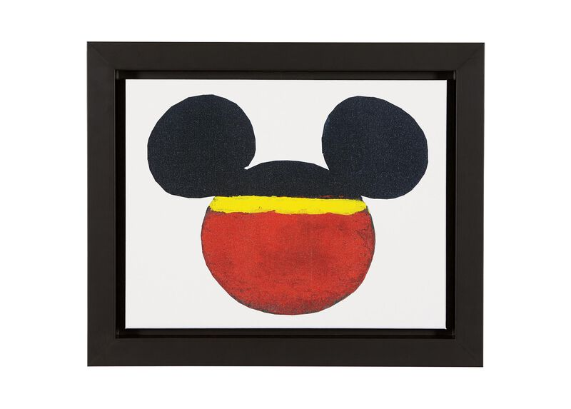 Color Block Mickey
