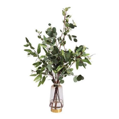 Eucalyptus in Lantern Vase Product Tile Image 442232
