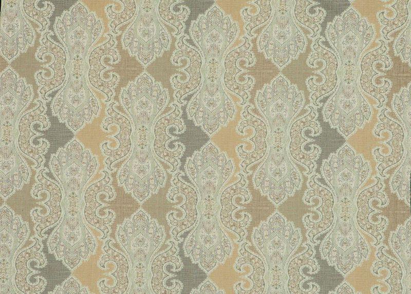 Kenzie Honey Fabric by the Yard