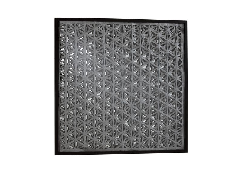3D Geo Paper Art Silver I ,  , large_gray