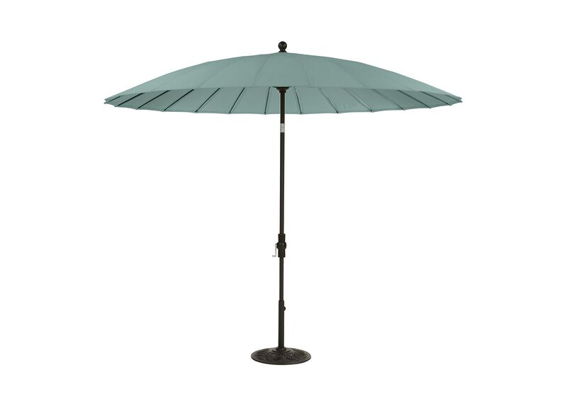 Spa Blue Shanghai Market Umbrella ,  , large_gray