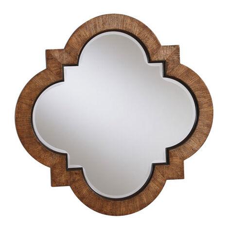 Light Quatrefoil Mirror Product Tile Image 074114