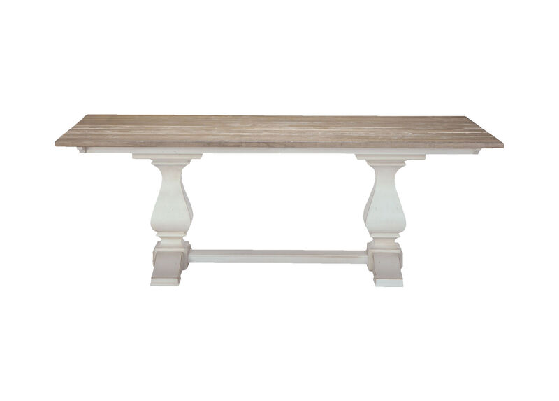 Cameron Rustic Dining Table