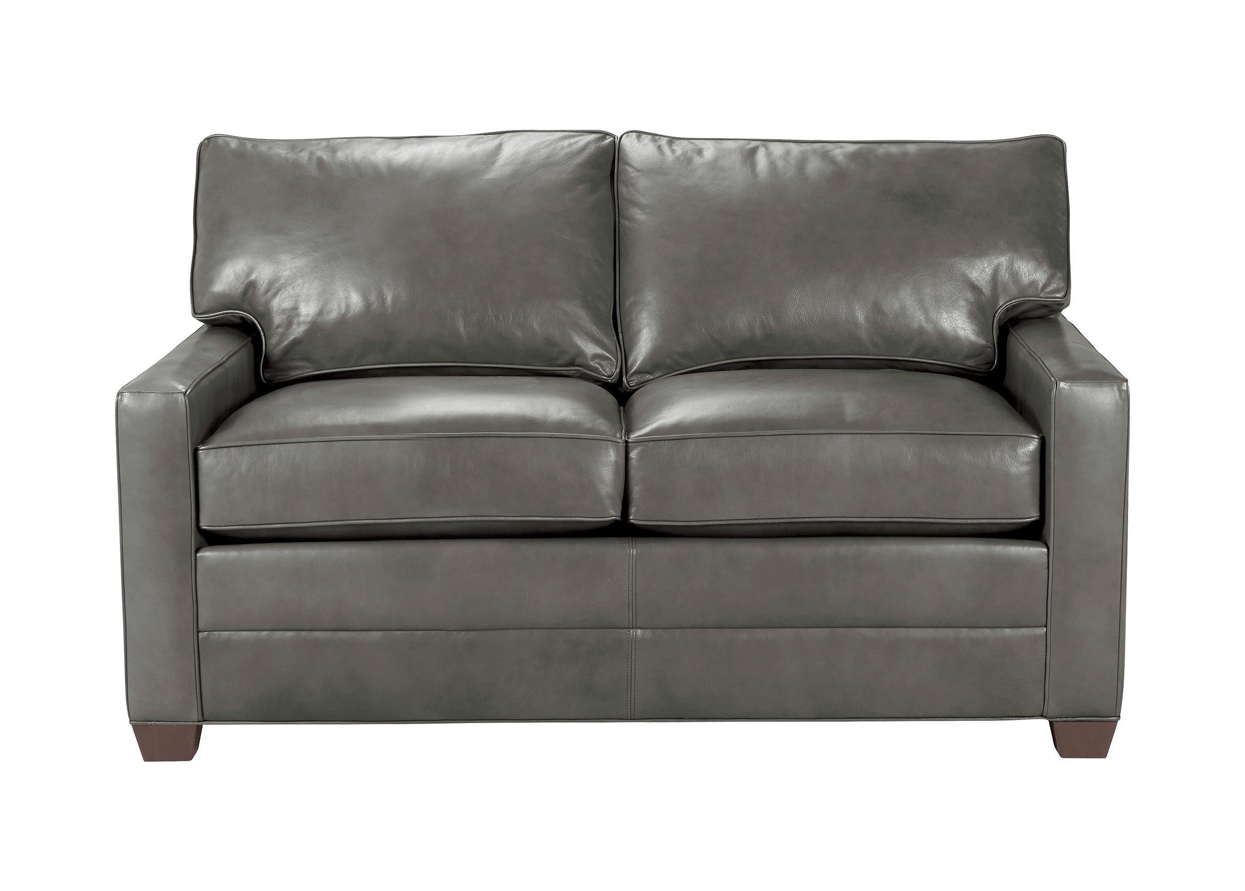 Superieur Bennett Track Arm Leather Sofas, Quick Ship | Sofas U0026 Loveseats | Ethan  Allen