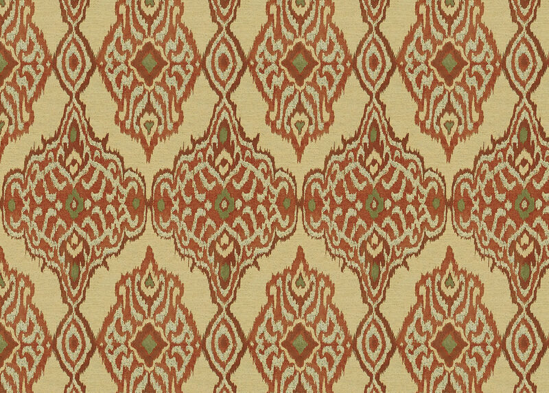 Ajani Spice Fabric by the Yard