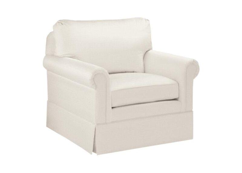 Paramount Panel Arm Chair