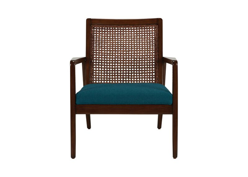 Jaymes Woven Lounge Chair