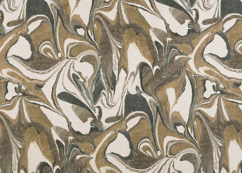 Demeter Truffle Fabric