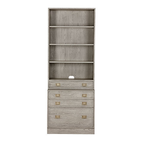 Callum Single File Bookcase , , Large ...
