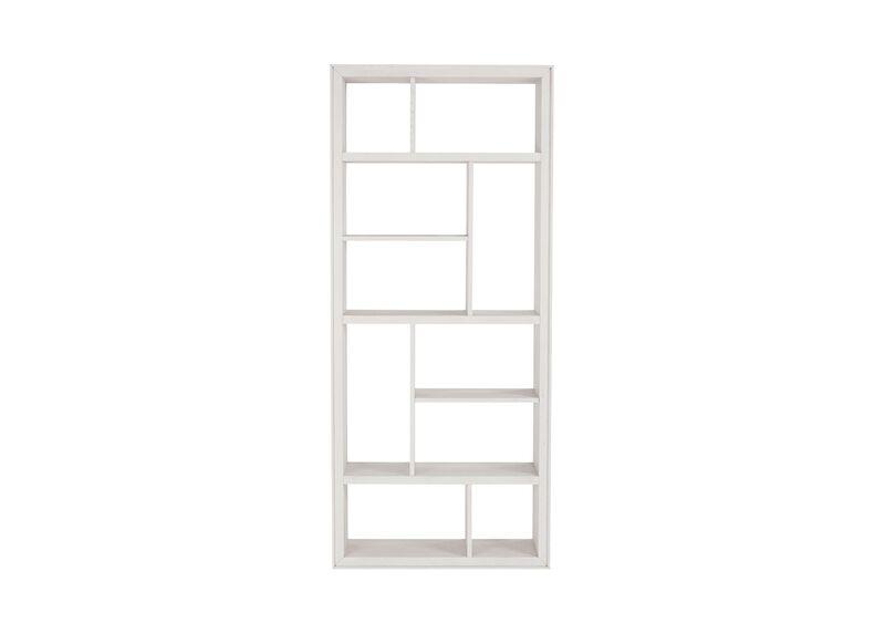 Curson Oak Display Bookcase
